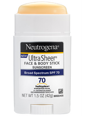 Review: Neutrogena Ultra Sheer Face & Body Stick